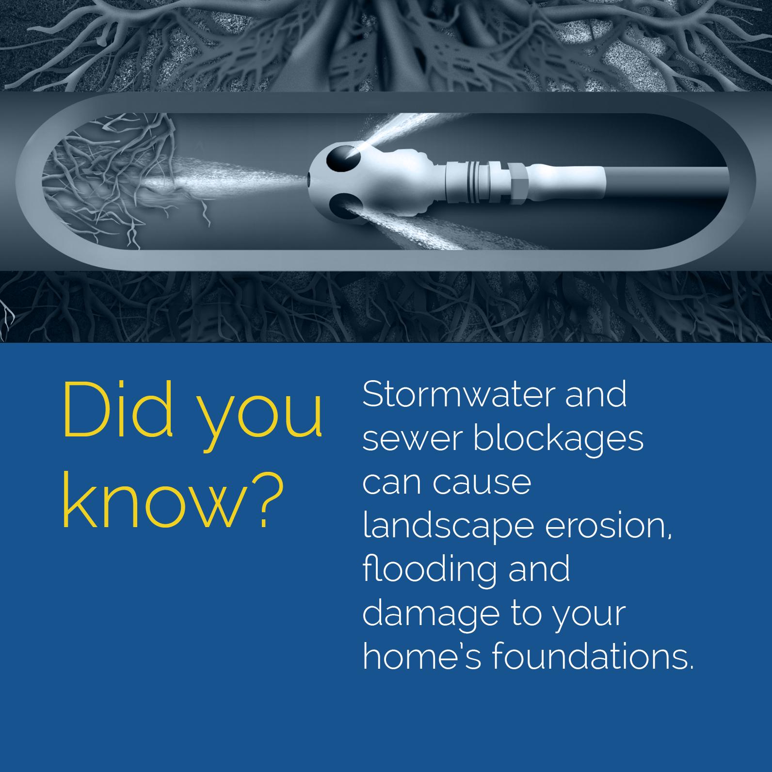 blocked-drain-stormwater